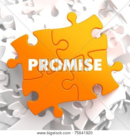 Promise on Yellow Puzzle.