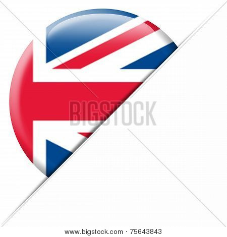 England Pocket Flag