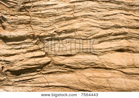 Rock Striation