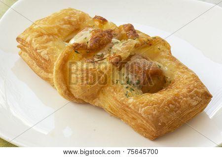 Smoke Sausage Danish Pastries
