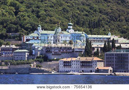 Agiou Panteleimonos monastery