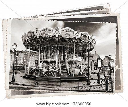 Vintage Photos Carousel