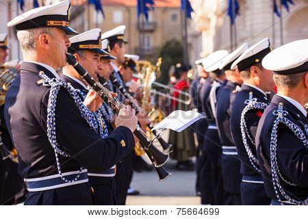 Celebrations For The Italian National Unification And Armed Forces' Day