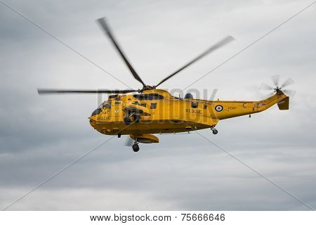 Raf Air Sea Rescue Helicopter