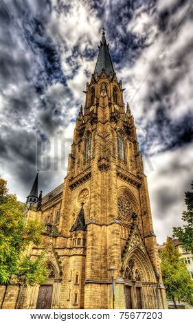 St. Josef Church In Koblenz, Germany