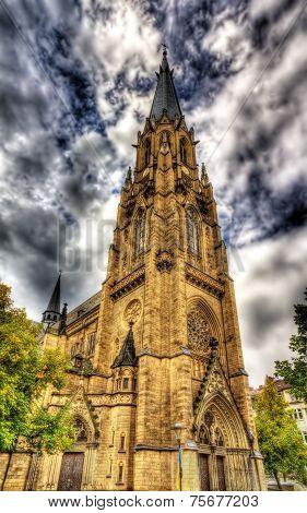 St. Josef Church In Koblenz, Germany