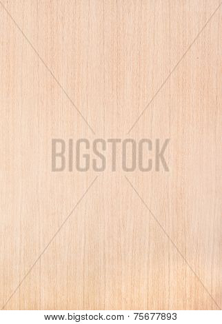 Texture Of Wooden Veneer Planks Closeup