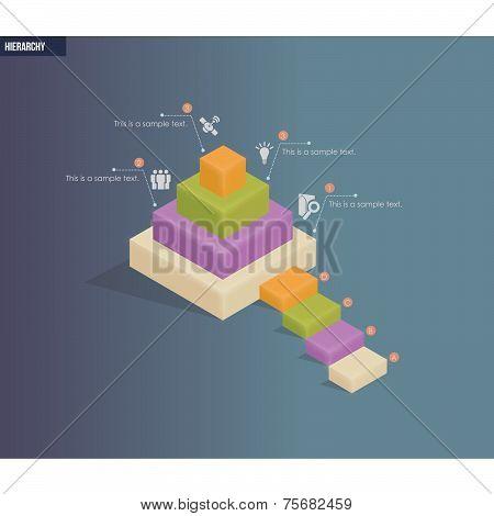 Modern Design Pyramid