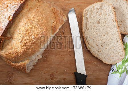Sliced Turkish Bread