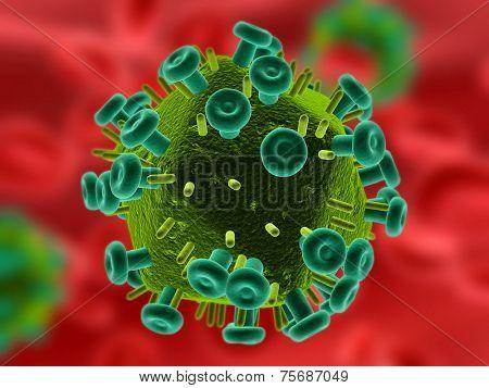 HI virus