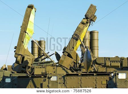 Anti-aircraft Defense System