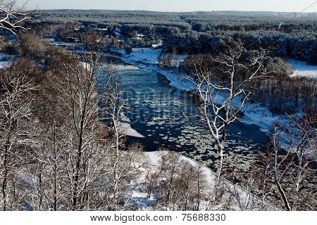 Neris River