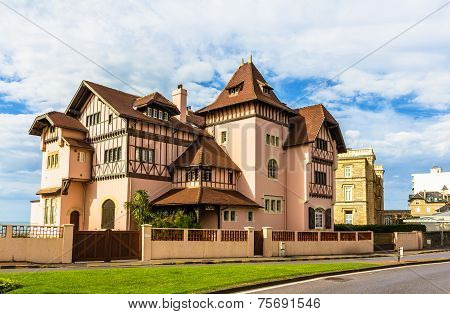 Traditional House In Biarritz - France, Aquitaine