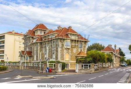 Luxury House In Biarritz - France, Aquitaine