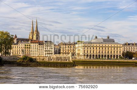 View Of Bayonne - France, Aquitaine