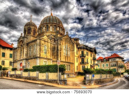 Russian Orthodox Church In Biarritz - France, Aquitaine