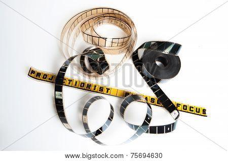 Film Reel: Projectionist Please Focus
