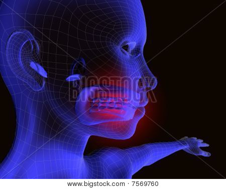 Radiografia mouth