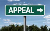stock photo of deceased  - Appeal creative sign - JPG
