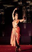stock photo of bharatanatyam  - CHENNAI  - JPG