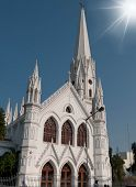 pic of santhome  - San Thome Basilica Cathedral  - JPG