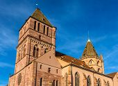image of thomas  - Saint Thomas church in Strasbourg  - JPG