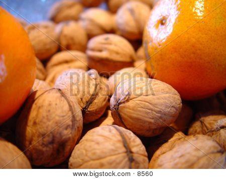 Nuts & Tangerines