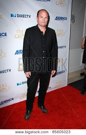 LOS ANGELES - MAR 16:  Chris Bauer at the DirecTV's