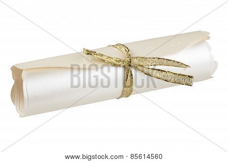 Rolled Parchment