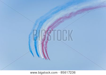 French Air Force Aerobatic Team