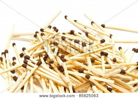 Heap Of Many Matches
