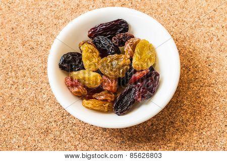 Mix Dried Raisins