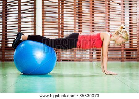 Aerobic practice