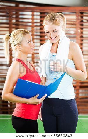 Fitness plaining