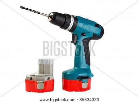 Battery Drill Isolate