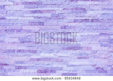 Purple Stone Background.