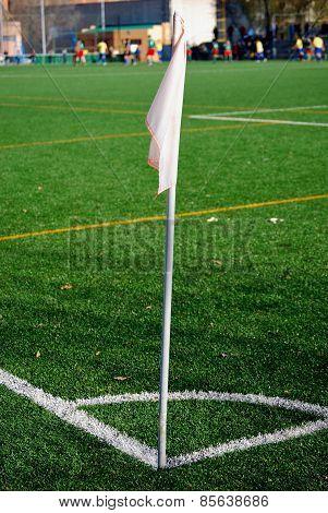 Flag Corner Soccer
