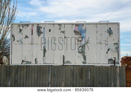 Used Advertising Billboard