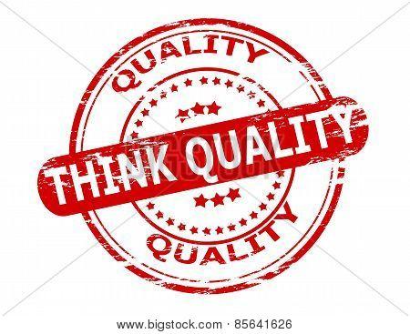 Think Quality