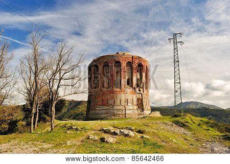 Ancient Circular Fortress