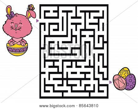 Easter labyrinth