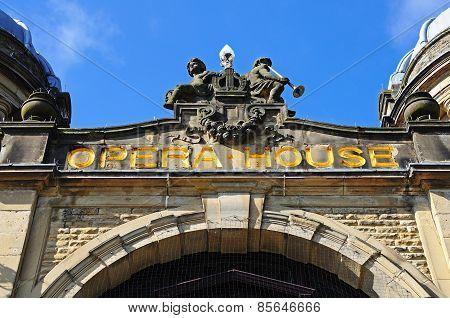 Opera House, Buxton.