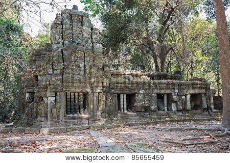 khmer building