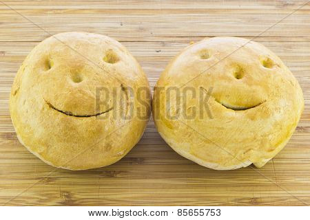 Smiling Breads