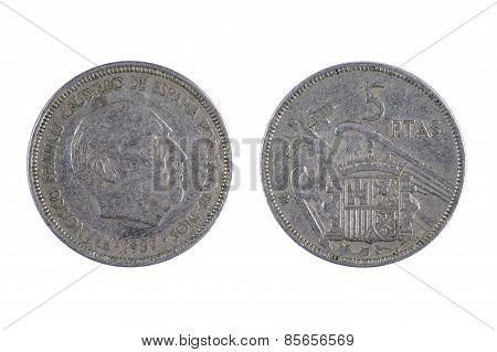 Coin Spain