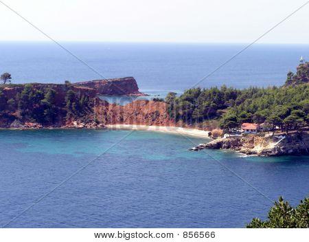 Alonisos beach
