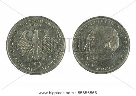 Germany Coin