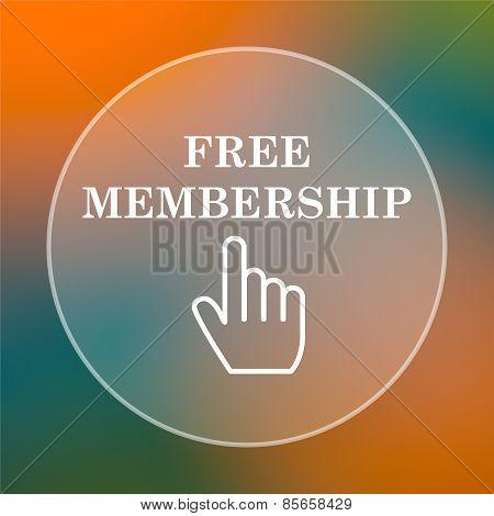 Free Membership Icon