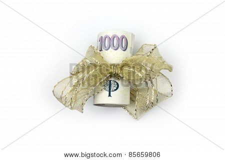Czech Money, Gift