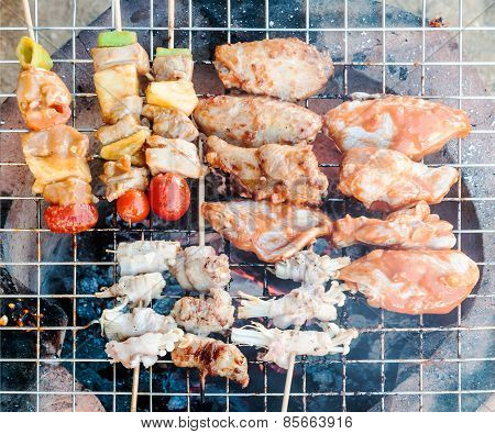Mix Barbecue